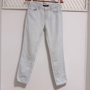J BRAND Jake Straight Denim Jeans Baby Blue